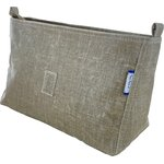 Base of shoulder bag linen - PPMC