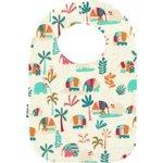 Babero para bebé  carnaval d'eléphants - PPMC