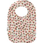 Bib - Baby size confetti aqua - PPMC