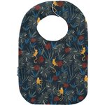 Bib - Baby size jungle party - PPMC