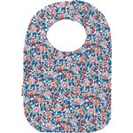 Bib - Baby size flowered london - PPMC