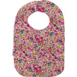 Bib - Baby size purple meadow - PPMC