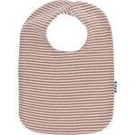 Bib - Baby size copper stripe - PPMC