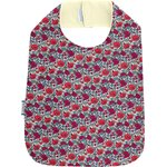 Bib - Child size poppy - PPMC