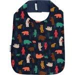 Baberos para niños grizzly - PPMC