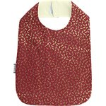 Bib - Child size ruby dragonfly - PPMC
