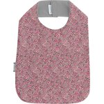 Bib - Child size plum lichen - PPMC