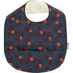 Coated fabric bib pineapple party - PPMC
