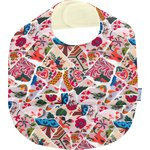 Coated fabric bib barcelona - PPMC