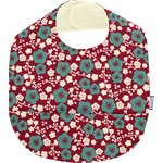 Coated fabric bib ruby cherry tree - PPMC