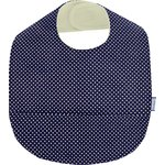 Coated fabric bib etoile or marine  - PPMC