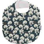 Coated fabric bib paradis bleu - PPMC