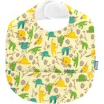 Coated fabric bib sloth - PPMC