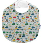Coated fabric bib surfing paradise - PPMC