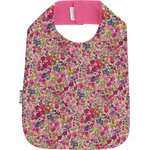 Bib - Child size purple meadow - PPMC