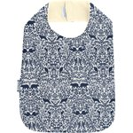 Bib - Child size scandinave navy blue - PPMC