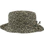 sombrero de lluvia ajustable T2  follaje - PPMC
