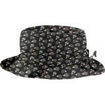 sombrero de lluvia ajustable T2  erizo - PPMC