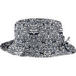sombrero de lluvia ajustable T2  escandinava marina - PPMC