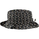 Rain hat adjustable-size T3  hedgehog - PPMC