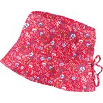 Sun hat adjustable-size T2 cherry cornflower - PPMC