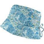 Chapeau de soleil ajustable T3 forêt bleue - PPMC