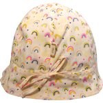 Sun Hat for baby rainbow - PPMC