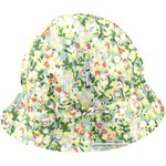 Sun Hat for baby menthol berry - PPMC
