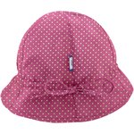 Adjustable baby sun hat etoile or fuchsia - PPMC