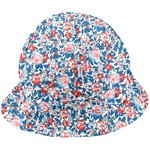 Chapeau soleil charlotte london fleuri - PPMC