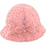 Sun Hat for baby powdered gold triangle - PPMC