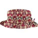 Rain hat adjustable-size T3 poppy - PPMC