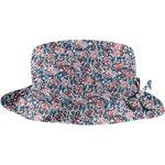 Sombrero de lluvia ajustable T3 londres florecido - PPMC