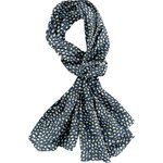 Shawl parts blue night - PPMC