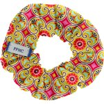 Small scrunchie pop flower - PPMC