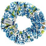 Small scrunchie blue forest - PPMC