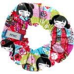 Small scrunchie kokeshis - PPMC