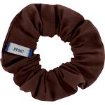 Small scrunchie brown - PPMC