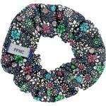 Mini coleteros flor verde azul - PPMC