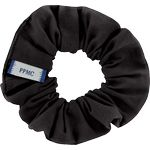 Small scrunchie black - PPMC