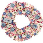 Small scrunchie carnations jeans - PPMC