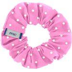 Mini coleteros lunares rosas - PPMC
