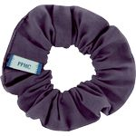 Small scrunchie plum - PPMC