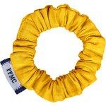 Mini Scrunchie yellow ochre - PPMC