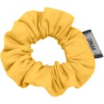 Mini Scrunchie yellow ochre - PPMC
