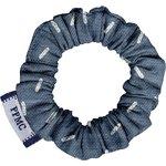 Mini Scrunchie silver straw jeans - PPMC
