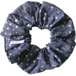 Scrunchie silver star jeans - PPMC