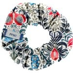 Small scrunchie azulejos - PPMC