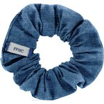 Small scrunchie light denim - PPMC