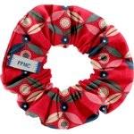 Small scrunchie paprika petal - PPMC